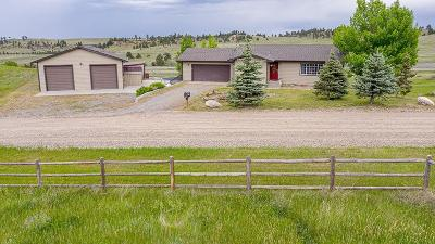 Single Family Home For Sale: 5507 Old Montana Road