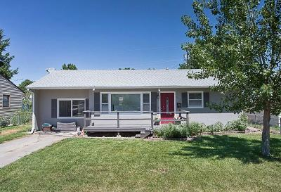 Billings Single Family Home Contingency: 1315 Eldorado Dr