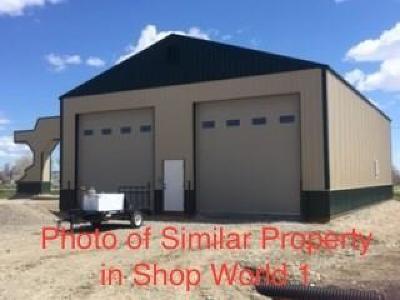 Billings Commercial Contingency: 8024 S Workshop Ave