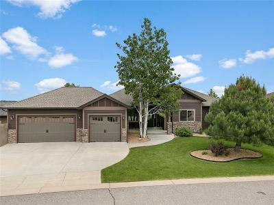 Billings Single Family Home For Sale: 4281 Smohawk Trail