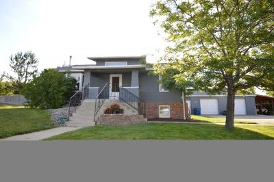 Single Family Home For Sale: 16725 Montana Ave