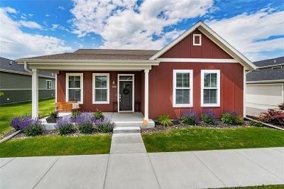 Yellowstone County Single Family Home For Sale: 1612 Hidden Cove Lane