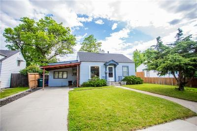 Billings Single Family Home For Sale: 808 Custer