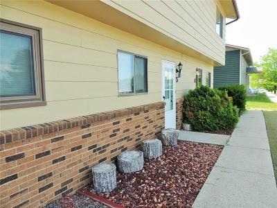 Billings Condo/Townhouse For Sale: 622 Oakmont Road