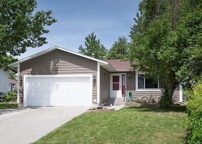 Single Family Home Contingency: 1007 Crist Drive
