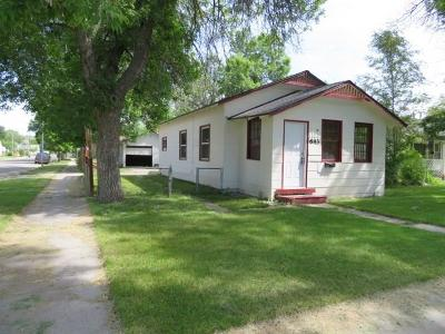 Billings Single Family Home For Sale: 643 Terry Avenue