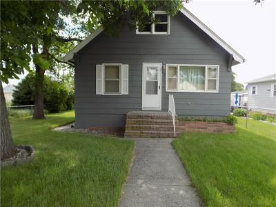 Billings Single Family Home Contingency: 134 Washington Street