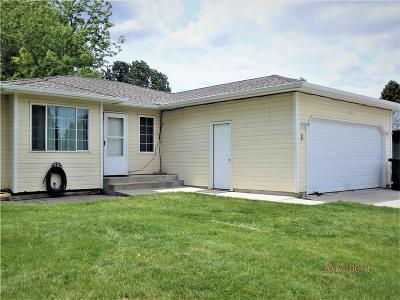 Billings Single Family Home For Sale: 1504 Linda Lane