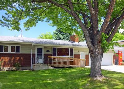 Single Family Home For Sale: 915 Nutter Blvd