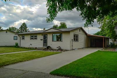 Billings Single Family Home For Sale: 2108 Beloit