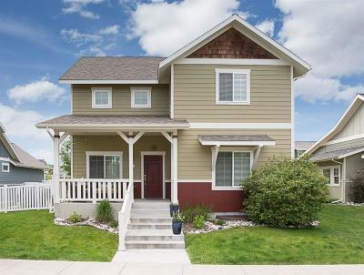 Billings Single Family Home For Sale: 1626 Stony Meadow Lane