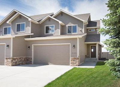 Billings Condo/Townhouse For Sale: 3128 Falcon Ridge Way