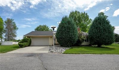 Billings Single Family Home For Sale: 4433 Harvest Lane