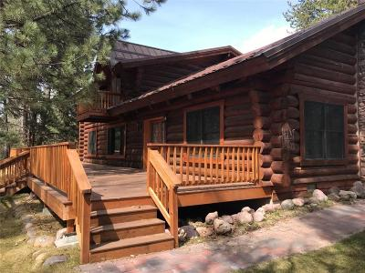 Single Family Home For Sale: 247 Rainbow Court, Seeley Lake