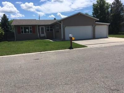 Billings Single Family Home For Sale: 755 Briar Place