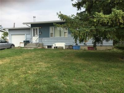 Billings Single Family Home Contingency: 2909 Terry