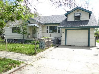 Single Family Home Contingency: 810 1st Street W