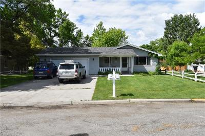 Billings Single Family Home For Sale: 1524 Westwood Drive