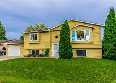 Billings Single Family Home For Sale: 747 Briar Place