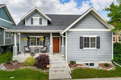 Yellowstone County Single Family Home For Sale: 1644 Stony Meadow Lane