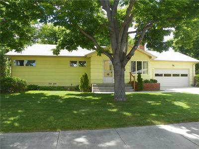 Billings Single Family Home For Sale: 1904 15th Street West