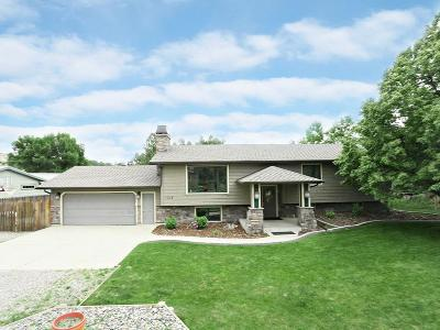 Billings Heights Single Family Home For Sale: 1418 Woodland Trail