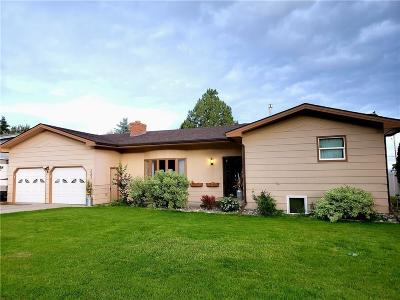 Billings Single Family Home For Sale: 3504 Flagstone Drive