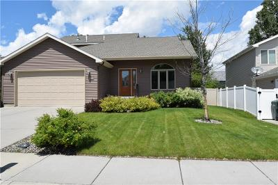 Billings Single Family Home Contingency: 3747 Glantz Drive