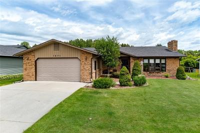 Billings Heights Single Family Home Contingency: 1071 Strawberry Ave