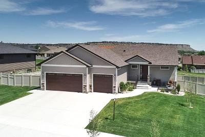 Billings Single Family Home For Sale: 3133 Peregrine Ln