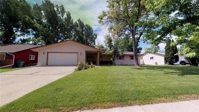Billings MT Single Family Home For Sale: $299,900