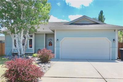Single Family Home For Sale: 1240 Caroline