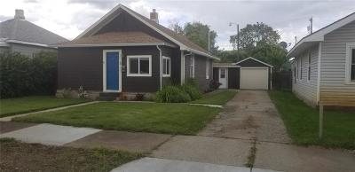 Billings Single Family Home For Sale: 811 S 32nd Street