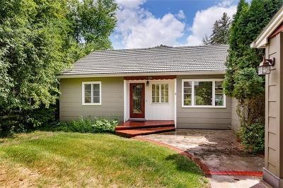 Billings Single Family Home For Sale: 1106 1/2 Poly Drive
