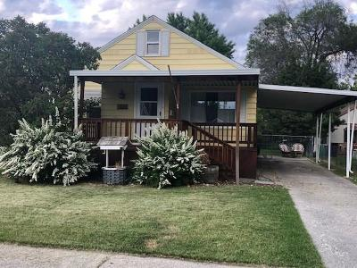 Single Family Home For Sale: 741 Howard Ave