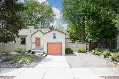 Single Family Home Contingency: 2412 Elm Street