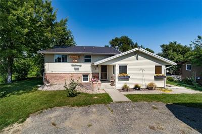 Billings Single Family Home For Sale: 451 S Lakeview Drive