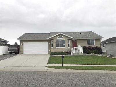 Billings Single Family Home For Sale: 1241 Matador