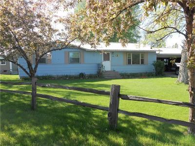 Single Family Home For Sale: 528 Poplar Dr - Colstrip
