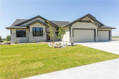 Billings Single Family Home For Sale: 4632 Rangeview Dr