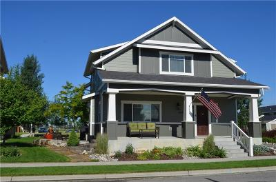 Billings MT Single Family Home For Sale: $323,900
