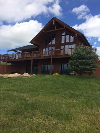 Red Lodge MT Single Family Home For Sale: $729,000