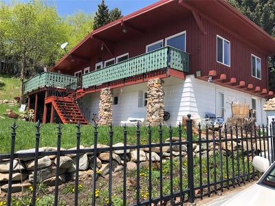 Red Lodge MT Single Family Home Contingency: $325,000