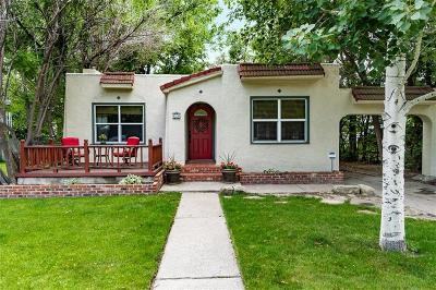 Billings Single Family Home For Sale: 620 Lewis Ave