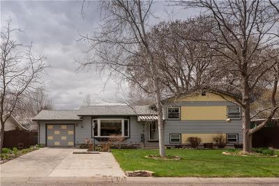 Billings Single Family Home For Sale: 1618 Patricia Lane