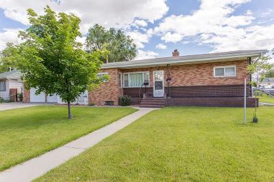Billings MT Single Family Home For Sale: $194,500