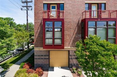 Condo/Townhouse For Sale: 643 N 26th Street