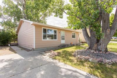 Yellowstone County Single Family Home Contingency: 252 Westchester Square N