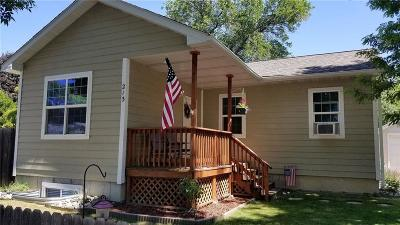 Single Family Home For Sale: 213 S 40th Street