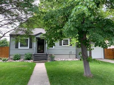 Single Family Home Contingency: 1002 Harvard Avenue
